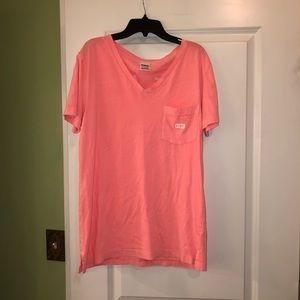 Small PINK T shirt